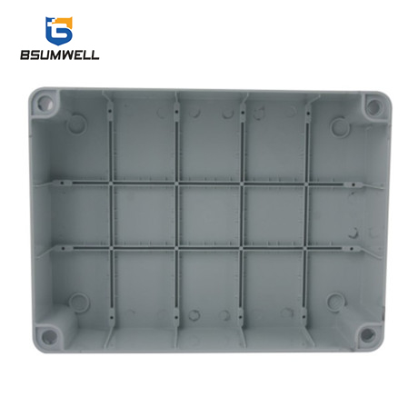 300*220*120mm ABS PC Plastic Waterproof Electrical Junction Box