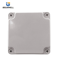 ABS PC Plastic Waterproof Electrical junction box