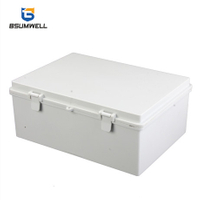 390*290*160mm IP67 ABS PC Waterproof Plastic Junction Box