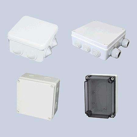 Waterproof junction box should be considered in the selection and design of materials