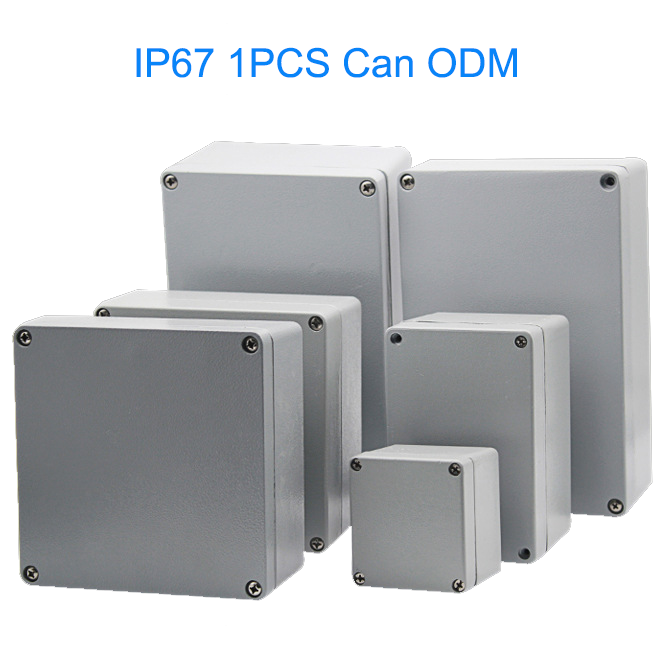 Product Features of cast Aluminum Junction Box