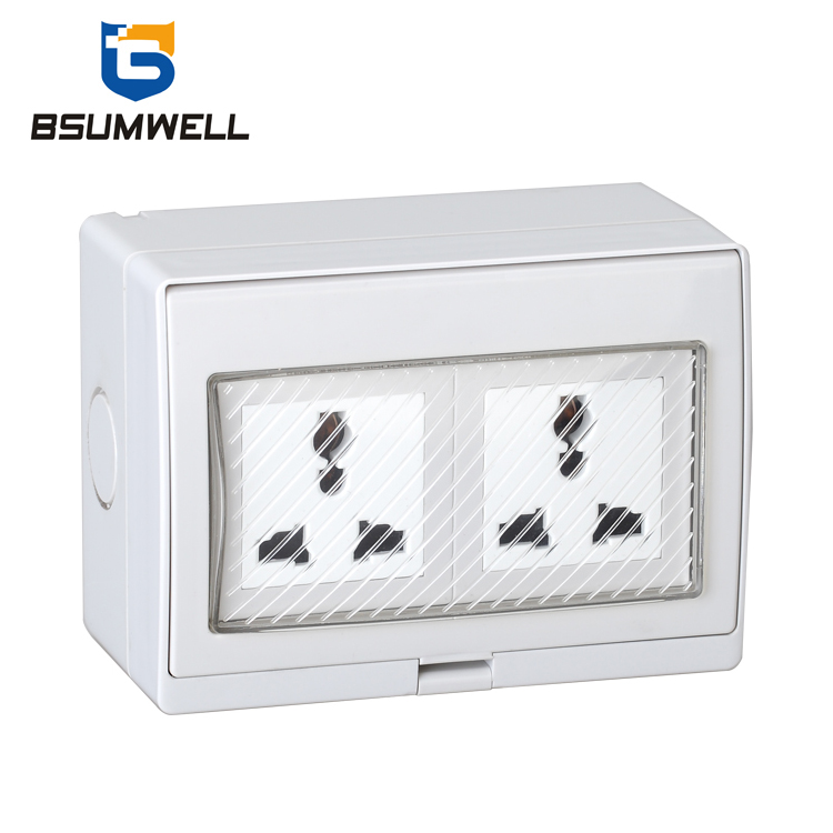 Multi-function Socket And Switch
