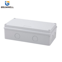 200*100*70mm ABS PC Plastic Waterproof Electrical Junction Box