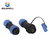 Factory Directly PS13D PA66 Plastic IP68 Waterproof Connector