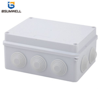 150*110*70 ABS+PVC Waterproof Electrical Plastic Box