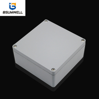PS-AL161607 160*160*75mm IP67 Aluminum Die Cast Junction Box