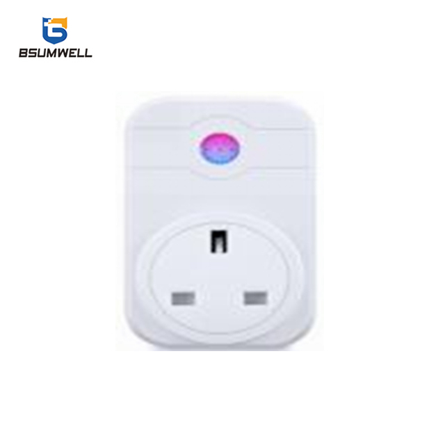 PS168 Smart socket (1 US\EU\UK type AC outputs) Work with Alexa