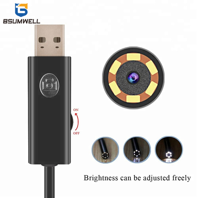 PS-801 8mm WIFI Endoscope