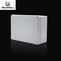 PS-AL261809 265*185*95mm IP67 Aluminum Die Cast Junction Box