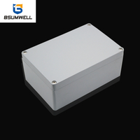 PS-AL241610 240*160*100mm IP67 Aluminum Die Cast Junction Box