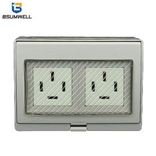 PS-2TP Three-Phase WATERPROOF SOCKET