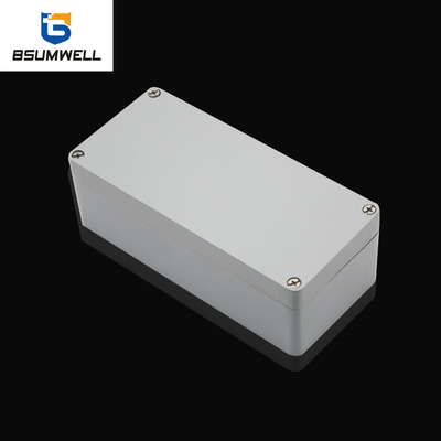 PS-AL170805 175*80*58mm IP67 Aluminum Die Cast Junction Box