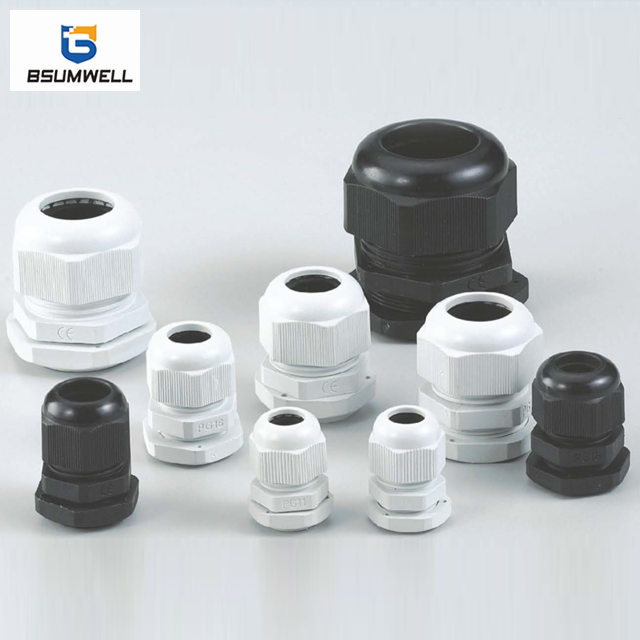 Plastic cable glands