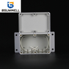 120*81*65mm IP67 Waterproof ABS PC Plastic Junction Box with Ear