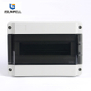 HK-12ways 12ways Waterproof Plastic Power Distribution Box