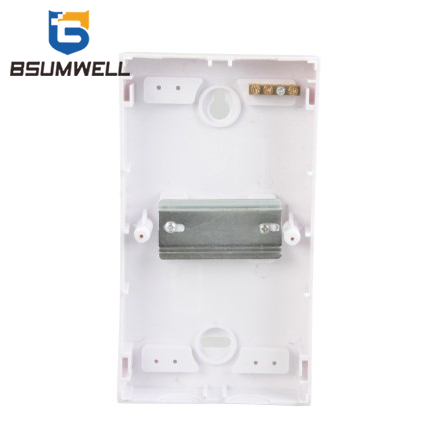 PS-TSM-S4WAYS IP50 Waterproof ABS Surface Type Distribution Box