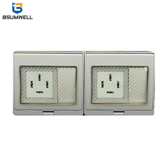 PS-2TPS Three-Phase WATERPROOF SOCKET