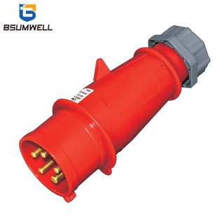 PSS Series IP44 Waterproof 16A 32A Industrial Plug