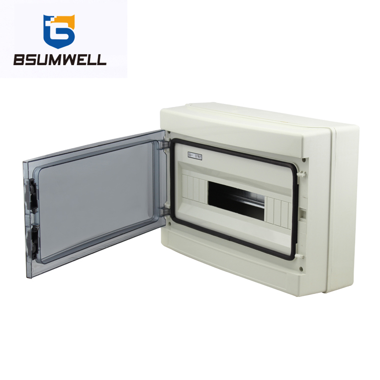 PS-HA-18ways Plastic Waterproof Distribution Box