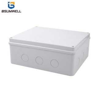 300*250*120mm ABS PC Plastic Waterproof Electrical Junction Box