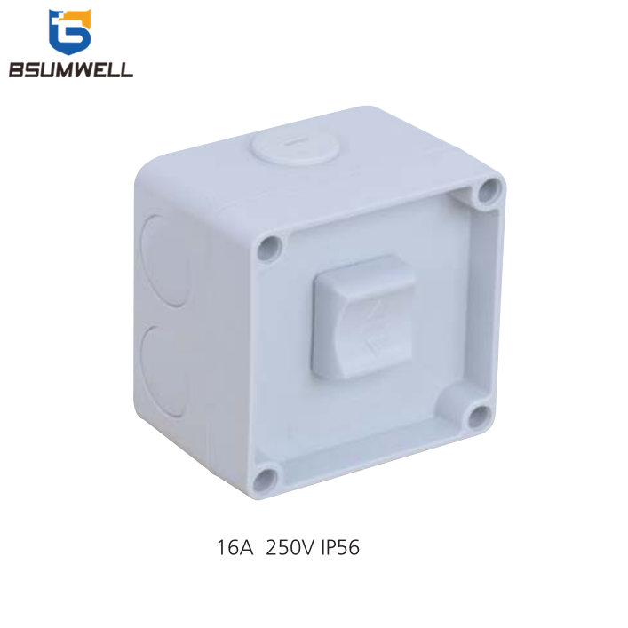 WSC Series IP53 Switch Socket
