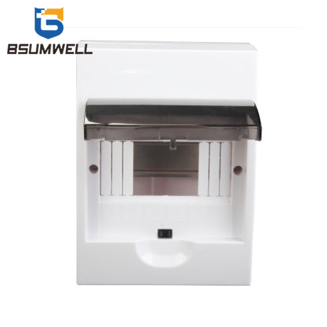 PS-TSM-S6ways 6ways IP50 Waterproof ABS Surface Type Distribution Box