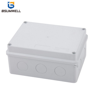 150*110*70mm ABS PC Plastic Waterproof Electrical Junction Box