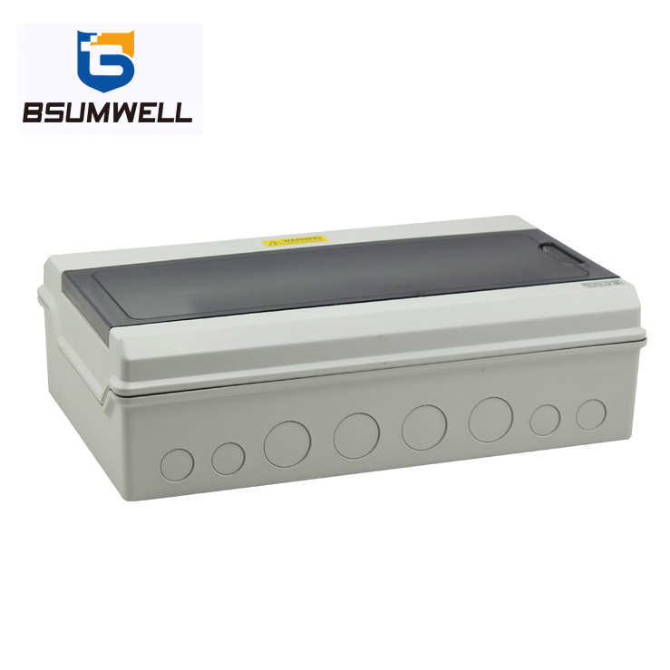 PS-GDB-18 18Ways Waterproof Distribution Box