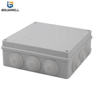 300*250*120 ABS+PVC Waterproof Electrical Plastic Junction Box